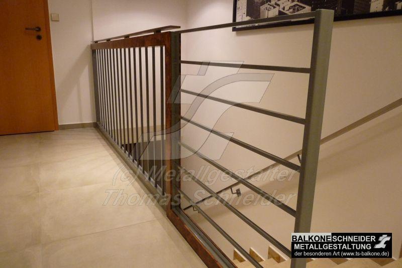 innengel nder und handl ufe f r treppen balkone schneider. Black Bedroom Furniture Sets. Home Design Ideas