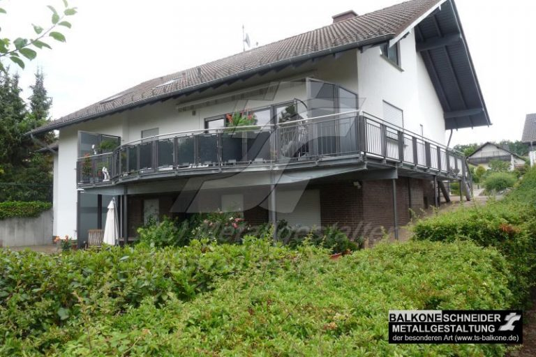 Anbaubalkone Und Vorstellbalkone Balkone Schneider