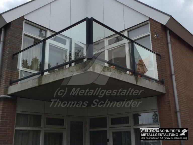 Soll ein Balkon so aussehen?