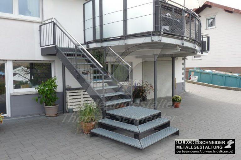 besonderer Treppen-Abgang gefällig?