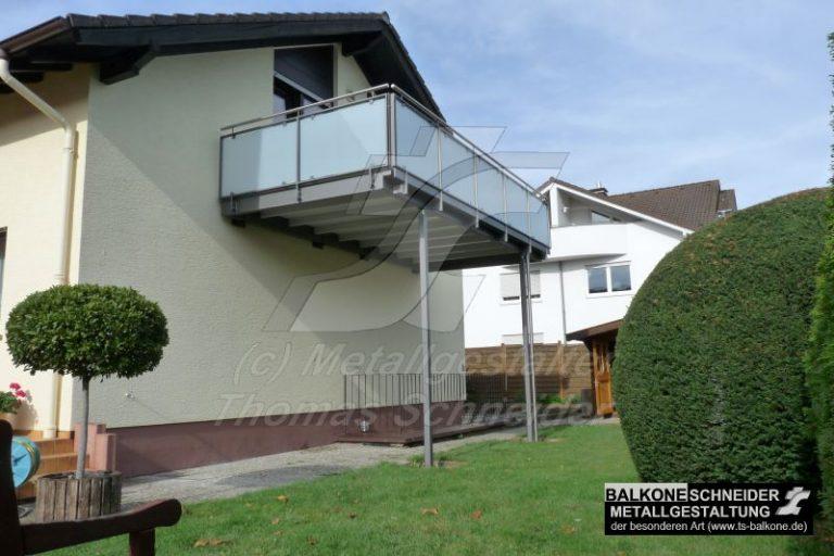 Erweiterte Wohnfläche für das Obergeschoss